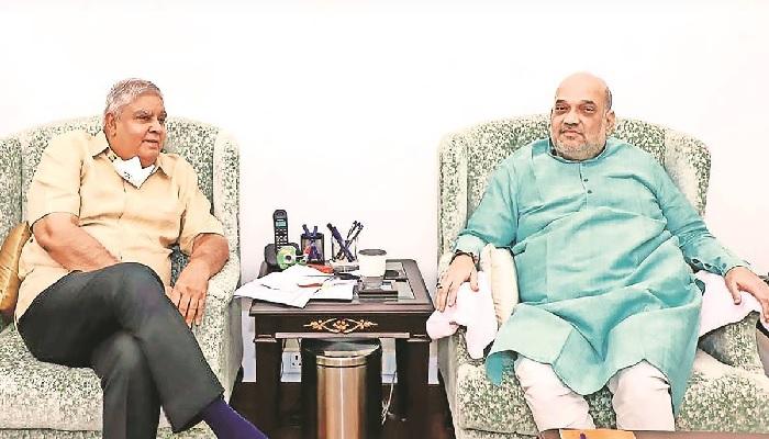 CM Mamata Banerjee Slams Gov Dhankhar; Calls him 'Centre's Man'