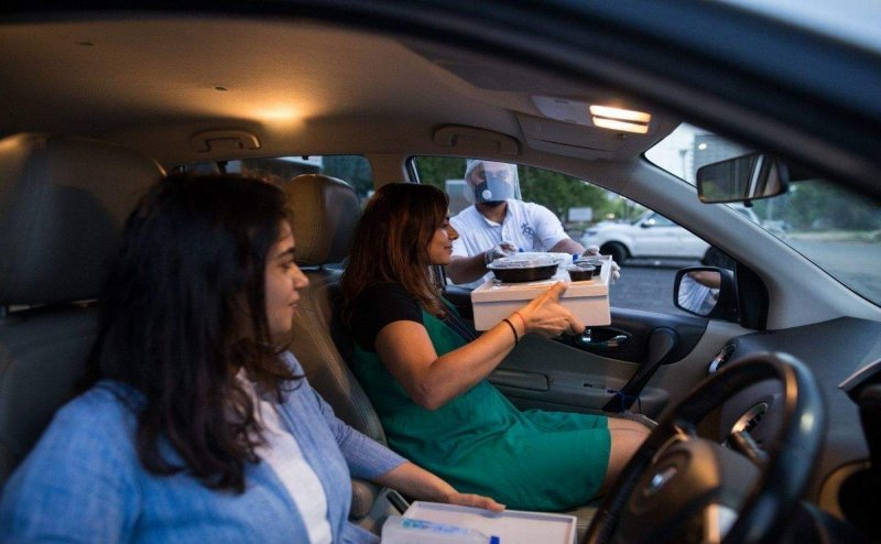 Kerala Tourism launched 'In-Car' dining amid pandemic fear