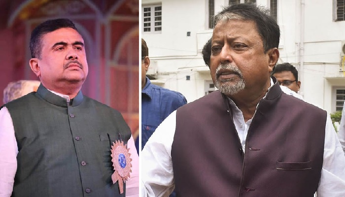 BJP Demands Disqualification of Mukul Roy from Legislative Assembly