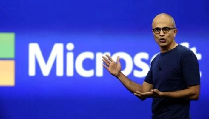 Microsoft's CEO Satya Nadella Named as it's New Chairperson