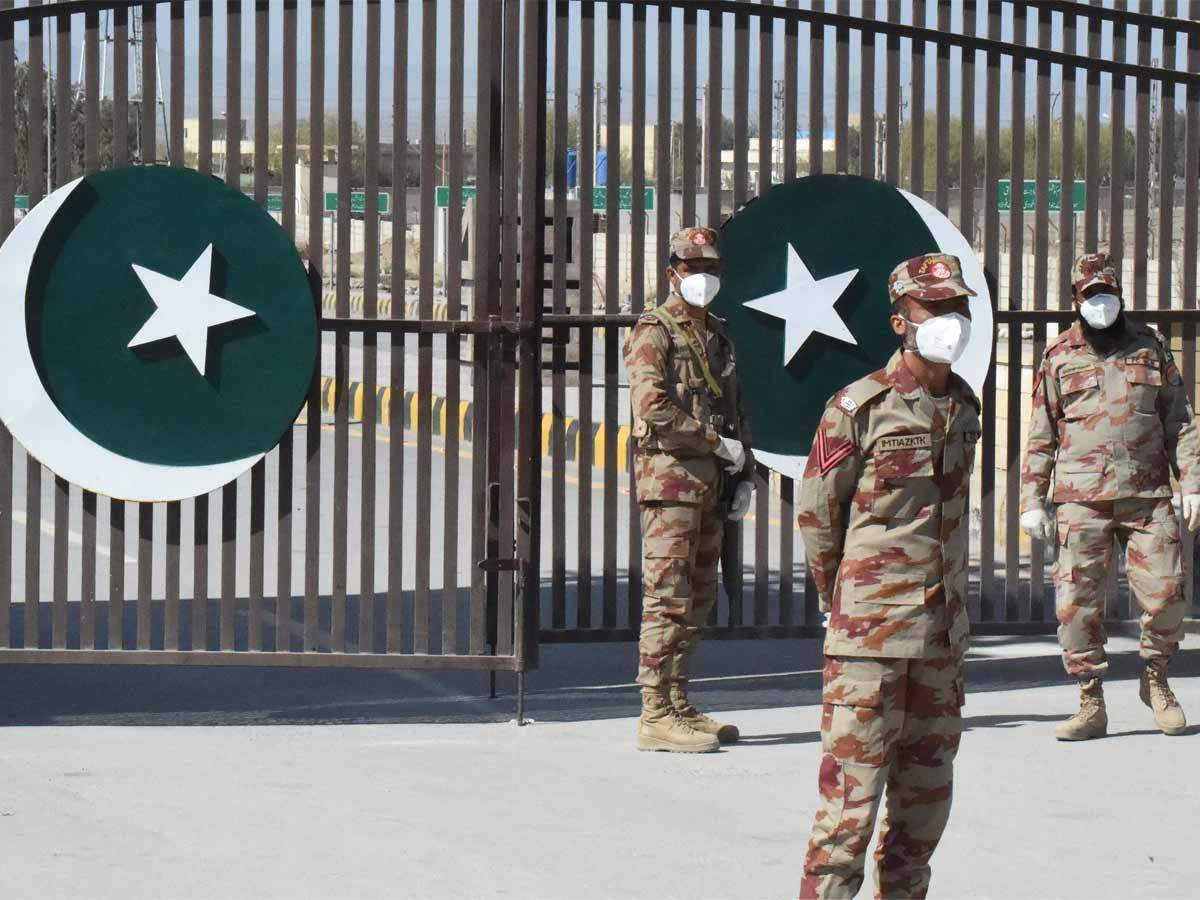 78th Formation Commanders' Conference held at GHQ, Rawalpindi