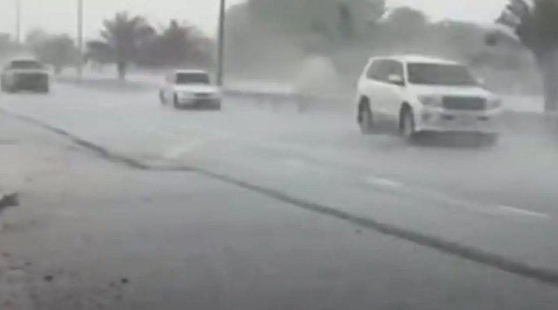 Dubai creates rain with drones to combat heatwave