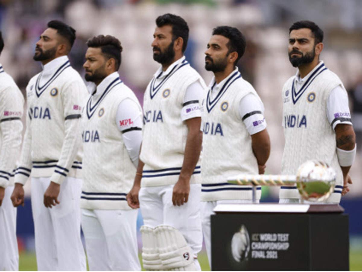Team India wears black armbands to honour Yashpal Sharma